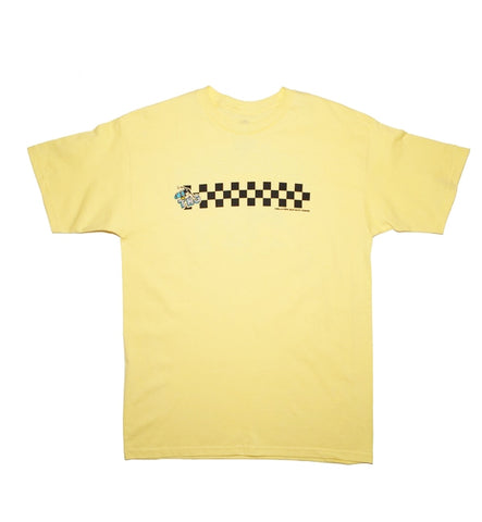 Thrilla Krew Primal Pete Checker Short Sleeved T Shirts
