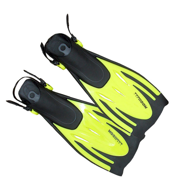 Typhoon T-Jet Kids Adjustable Swim Fins