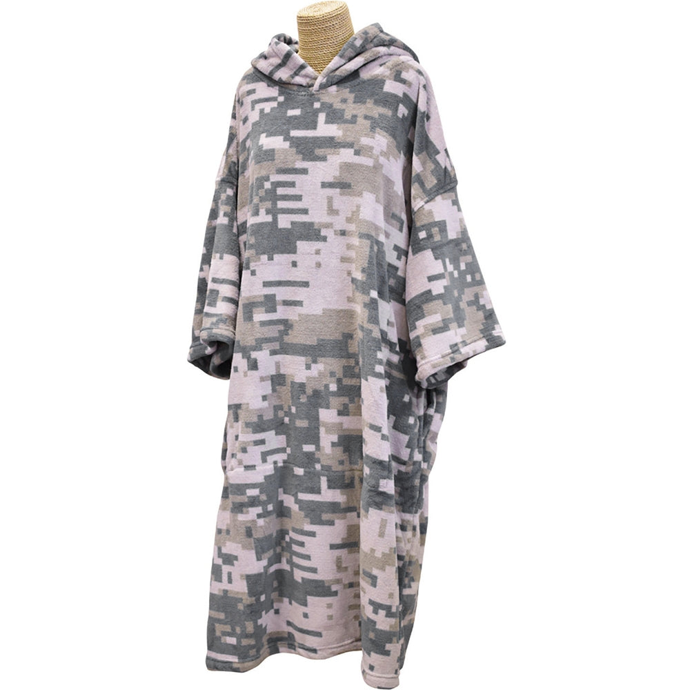 Tools Digi Camo Kids Changing Robe