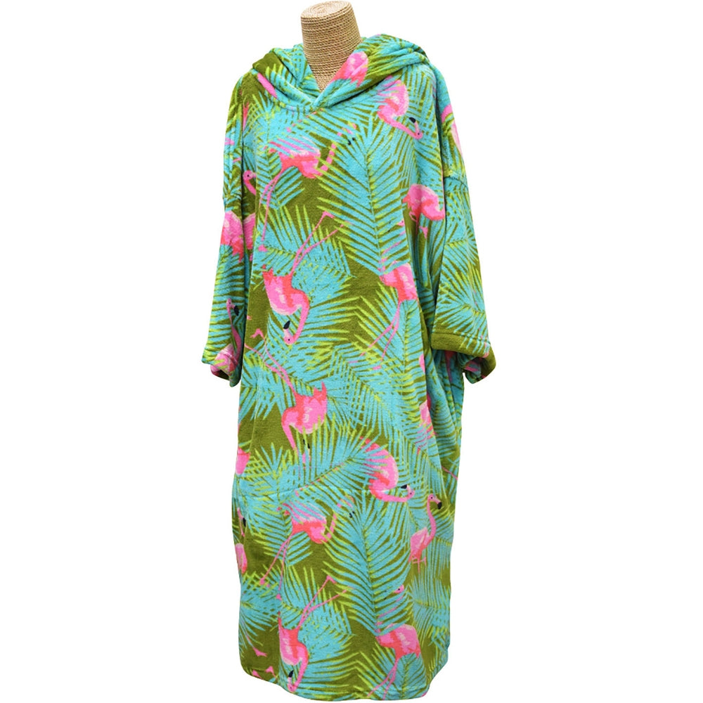 Tools Flamingo Changing Robe