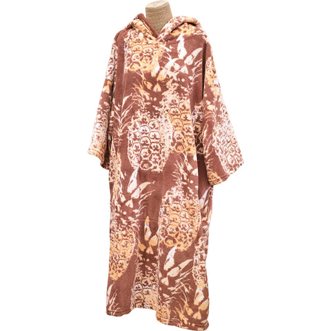 Tools Hawaiian Pineapple Changing Robe