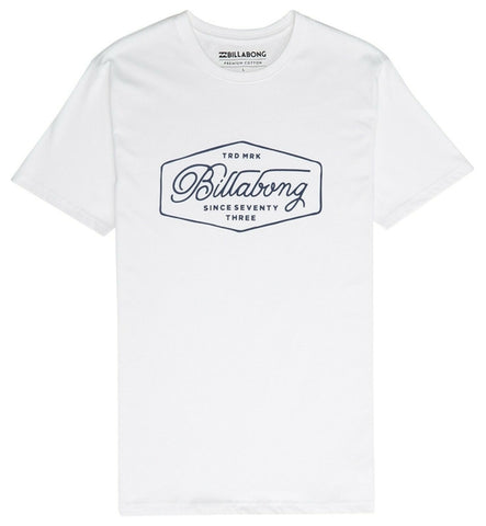 Billabong Trademark Short Sleeved Tshirt