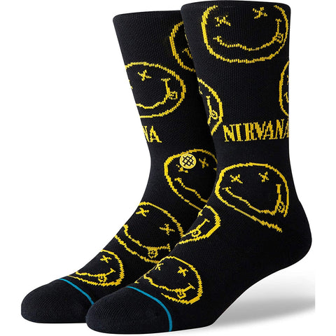 Stance Nirvana Face Socks