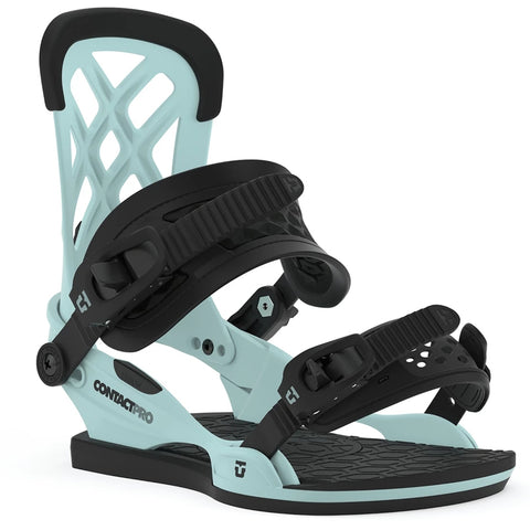 Union Contact Pro Snowboard Bindings - Blue