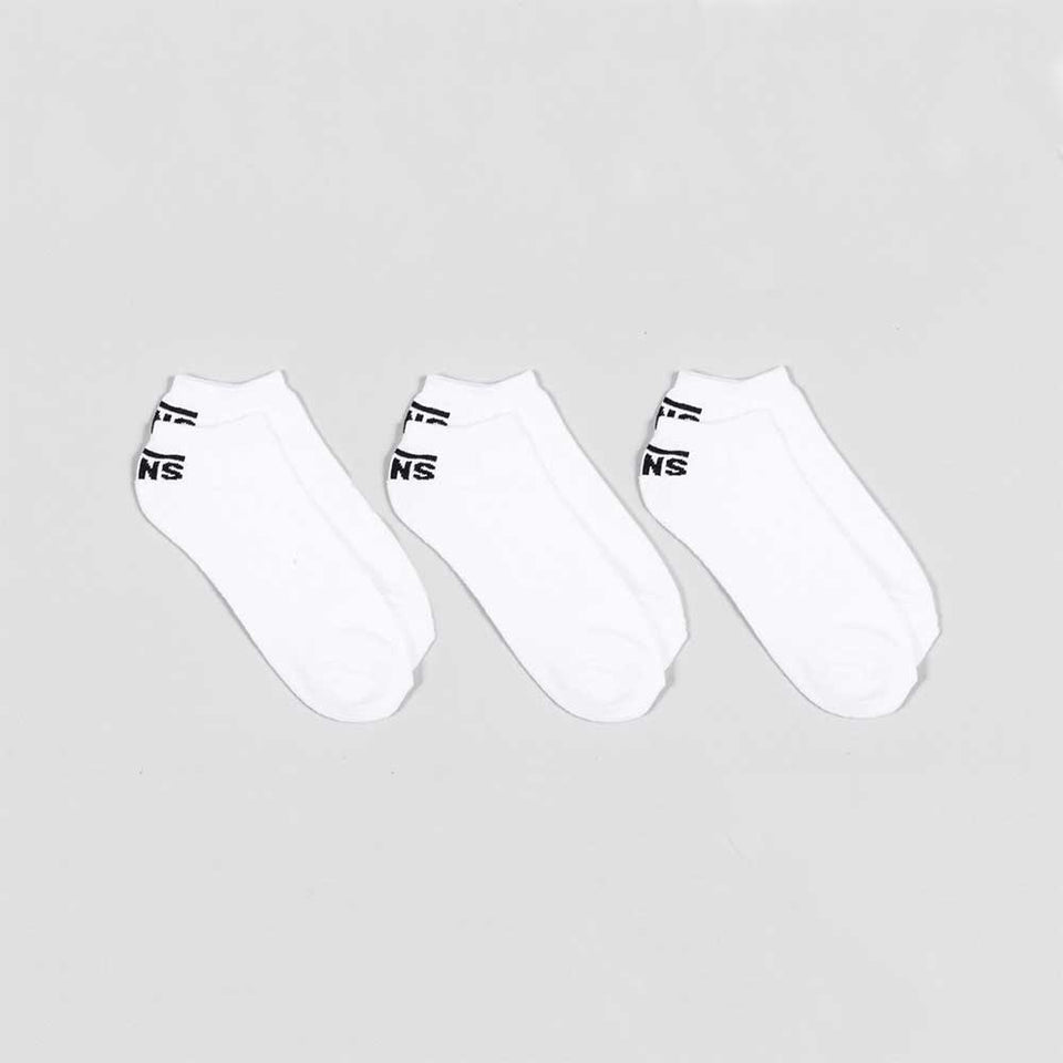 Vans Classic Low Socks (3 Pack)UK Size 8.5-12