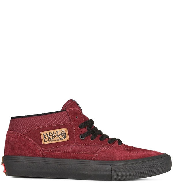 Vans Half Cab Pro Skate Shoes - Port Royale/Black