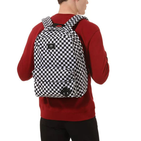 Vans Old Skool III Rucksack - Black/White Check