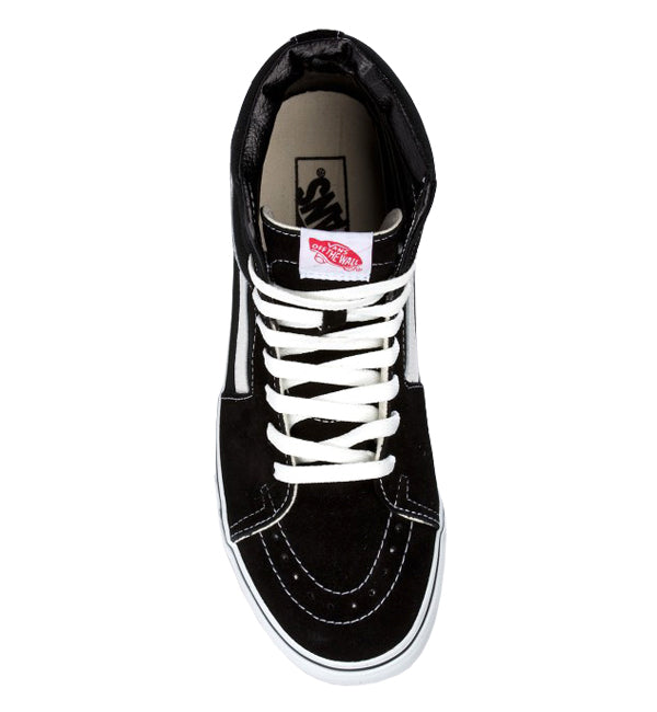 Vans SK8 Hi Shoes - Black