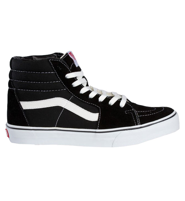 Vans SK8 Hi Skate Shoes - Black