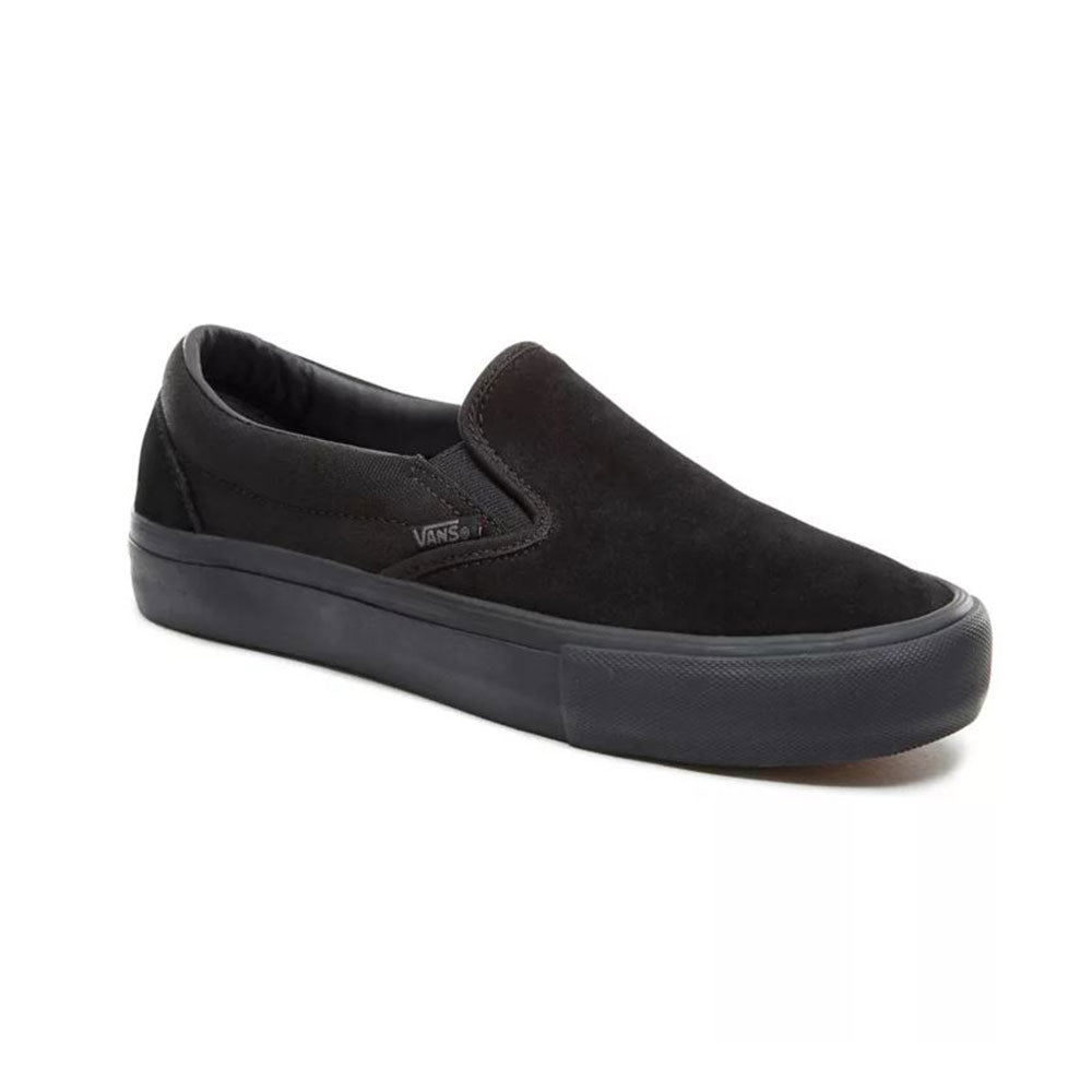 Vans Slip On Pro Trainers - Blackout
