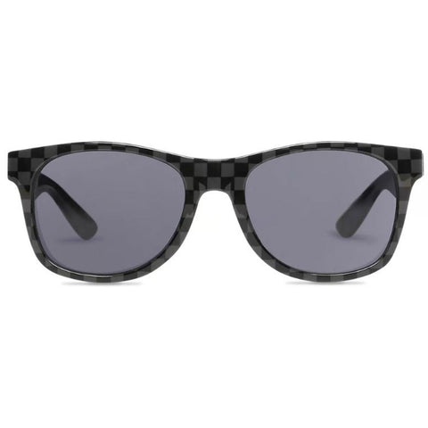 Vans Spicoli 4 Sunglasses - Black/Charcoal Checkerboard