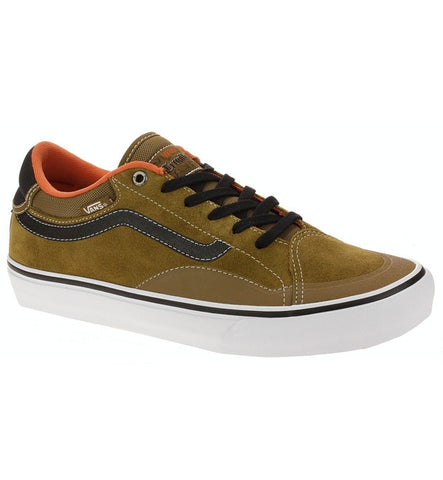 Vans TNT Advanced Prototype Skate Shoes - Anti Hero Army Green/B