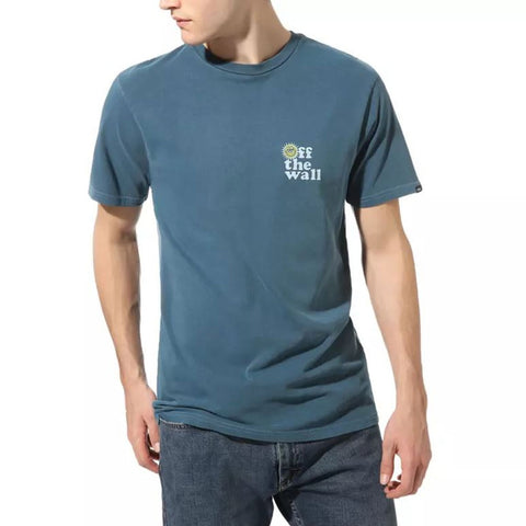 Vans Vintage Sun Faded Short Sleeved T Shirt