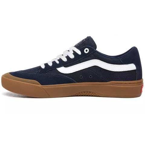 Vans Berle Pro Trainers - Dress Blues/Gum