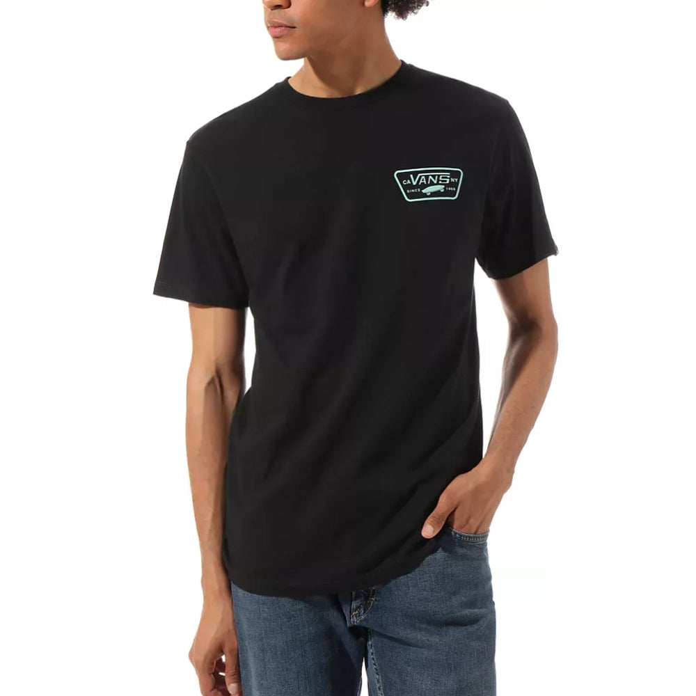 Vans Full Patch Back Short Sleeved T Shirt