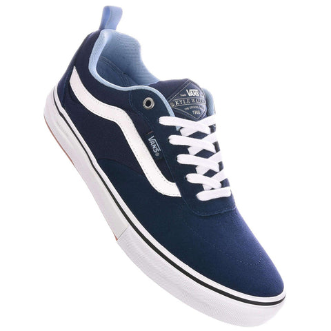 Vans Kyle Walker Pro Dress Blues Skate Shoes
