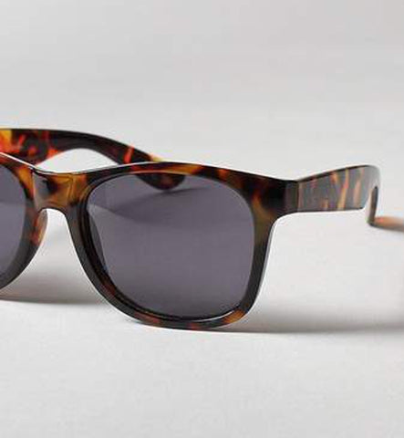 Vans Brown Cheetah Tortoise Spicoli 4 Sunglasses