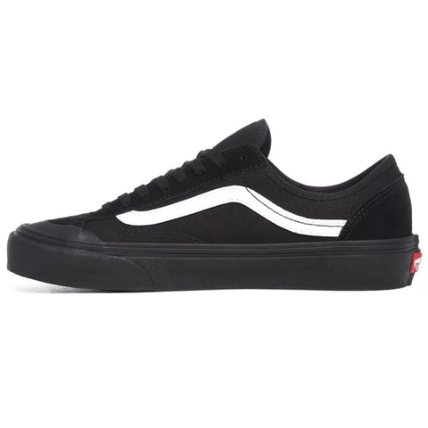 Vans UA Style 36 Decon SF Trainers - Black/Black/White