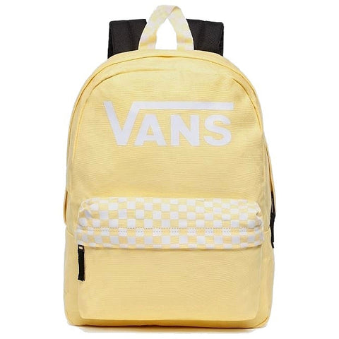 Vans Womens Realm Colour Theory Rucksack - Golden Haze