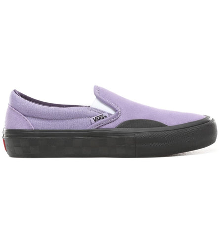 Vans Womens Slip On Pro Skate Shoes - Lizzie Armanto
