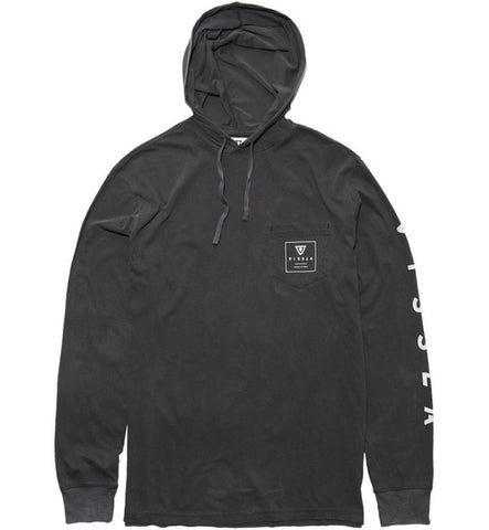 Vissla Car Park Long Sleeve Hooded T-Shirt