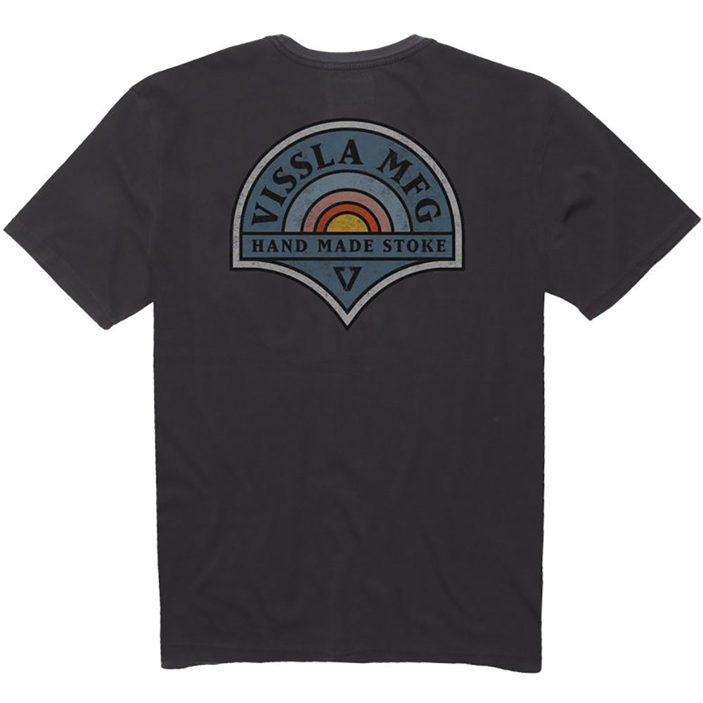 Vissla Rainbow Union Pkt T Shirt