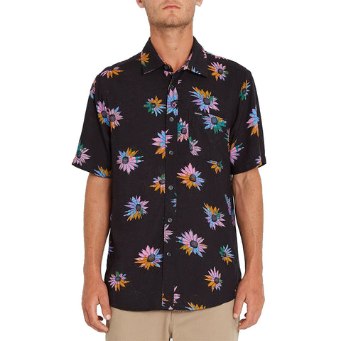 Volcom Pleasure Cruise Short Sleeved Shirt