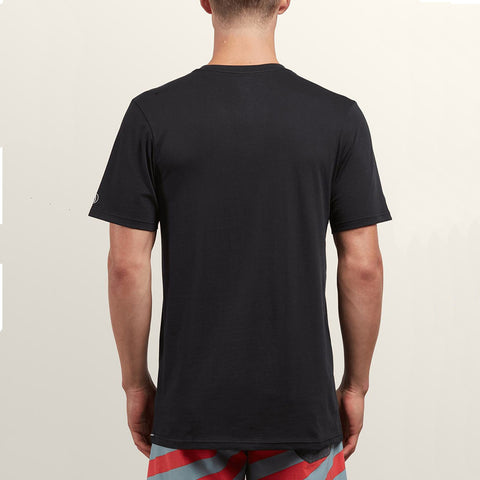 Volcom Solid Short Sleeved Pocket T-Shirt