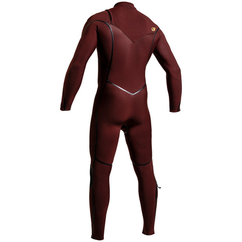 O'Neill Psycho One 5/4mm Chest Zip Full Wetsuit  - Widow/Widow