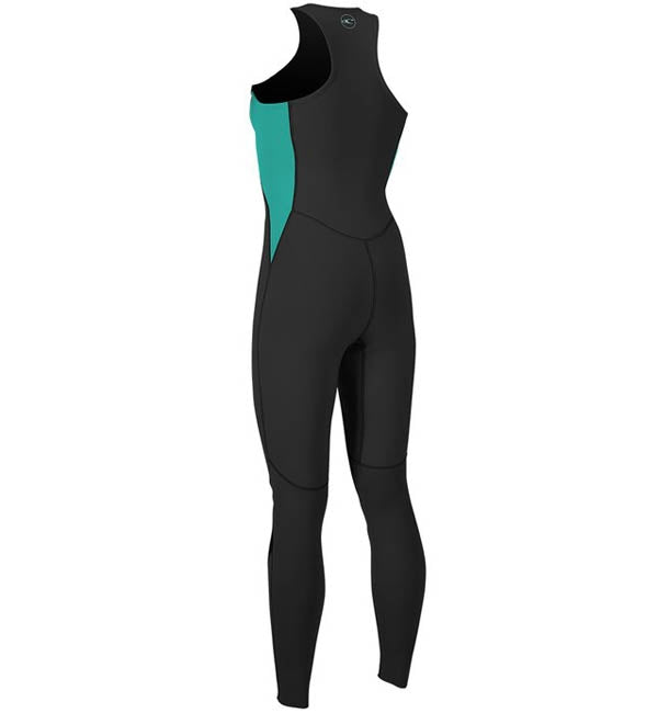 O'Neill Womens Reactor 2 1.5mm Sleeveless Full Wetsuit - Black/L