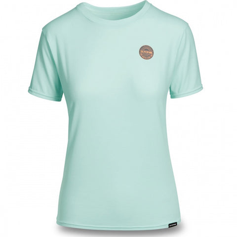Dakine Womens Dauntless Loose Fit Short Sleeved Surf Shirt