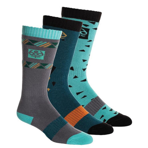 686 Womens Heater Snowboard/Ski Socks