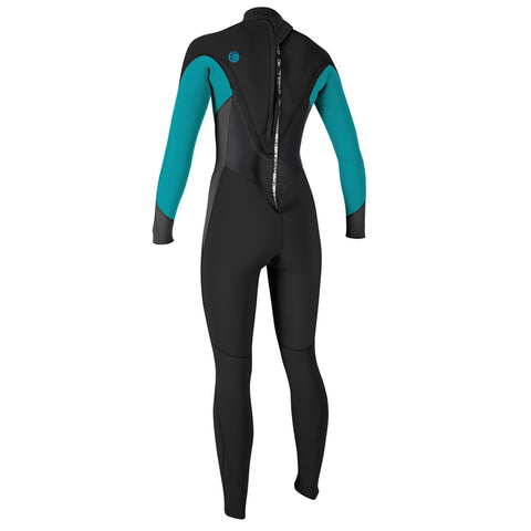 O'Neill Womens O'Riginal 5/4mm Back Zip Full Winter Wetsuit