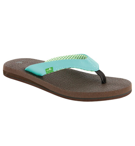 Sanuk Yoga Mat Ladies Flip Flops