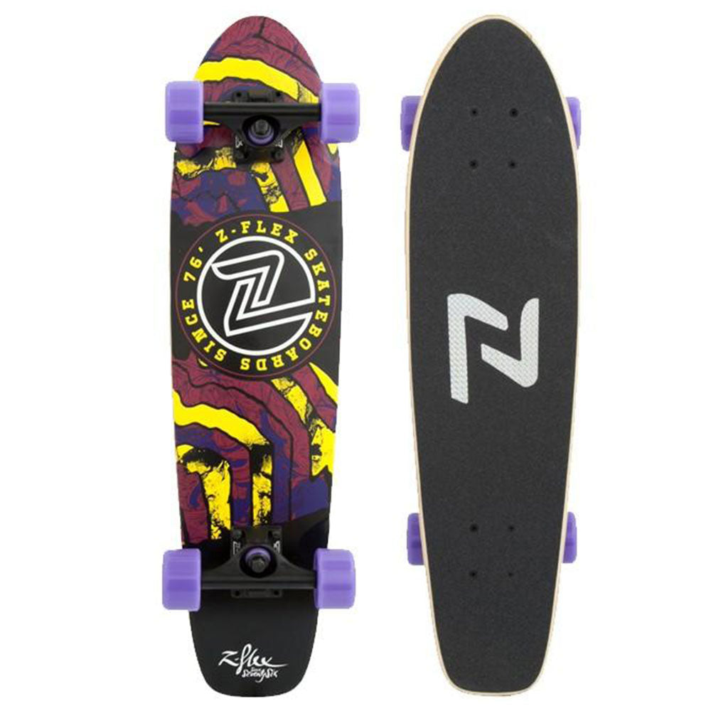 "Z Flex Delirium Cruiser 29"" Purple / Black"