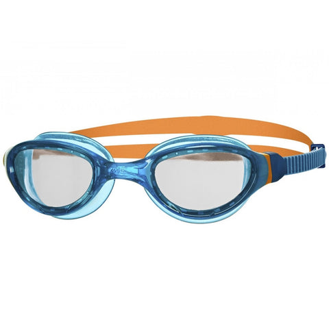 Zoggs Phantom 2.0 Junior Clear Blue Goggle
