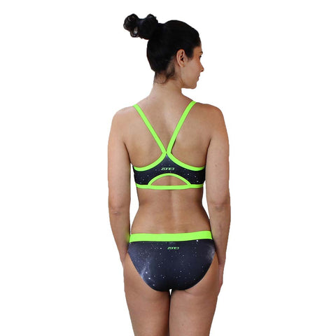 Zone 3 Womens Two Piece Swimming Bikini
