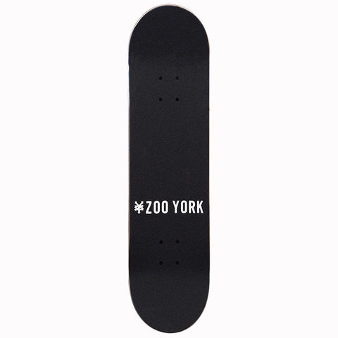 "Zoo York Big Cracker 8"" Complete Skateboard"