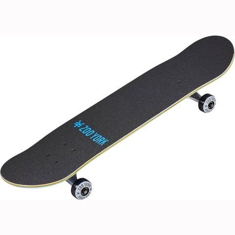 "Zoo York Classic Tag Energy 7.3"" Complete Skateboard"