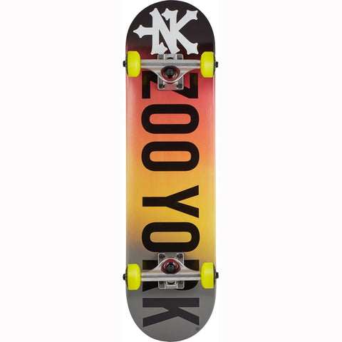 "Zoo York Gradient Incentive 7.5"" Complete Skateboard"