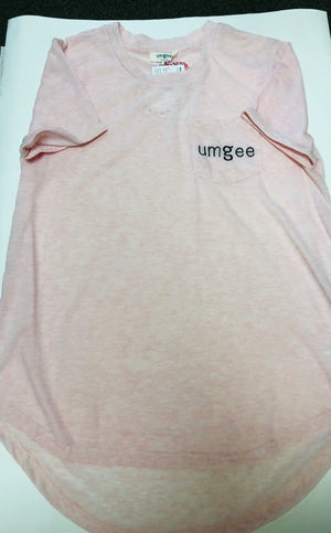 Umgee Blush T Shirt