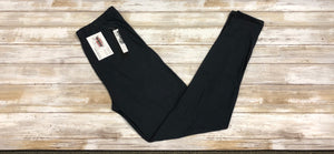Leggings Charcoal (Buttery Soft)
