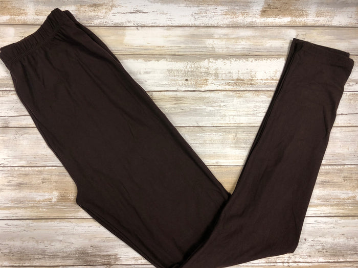 Leggings Brown (Buttery Soft)