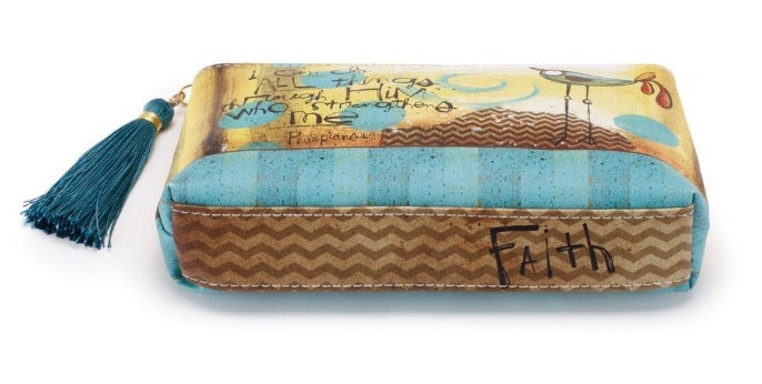 Cosmetic Bag - Faith