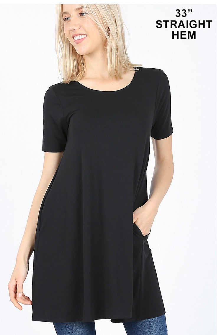 Black Eye Tunic