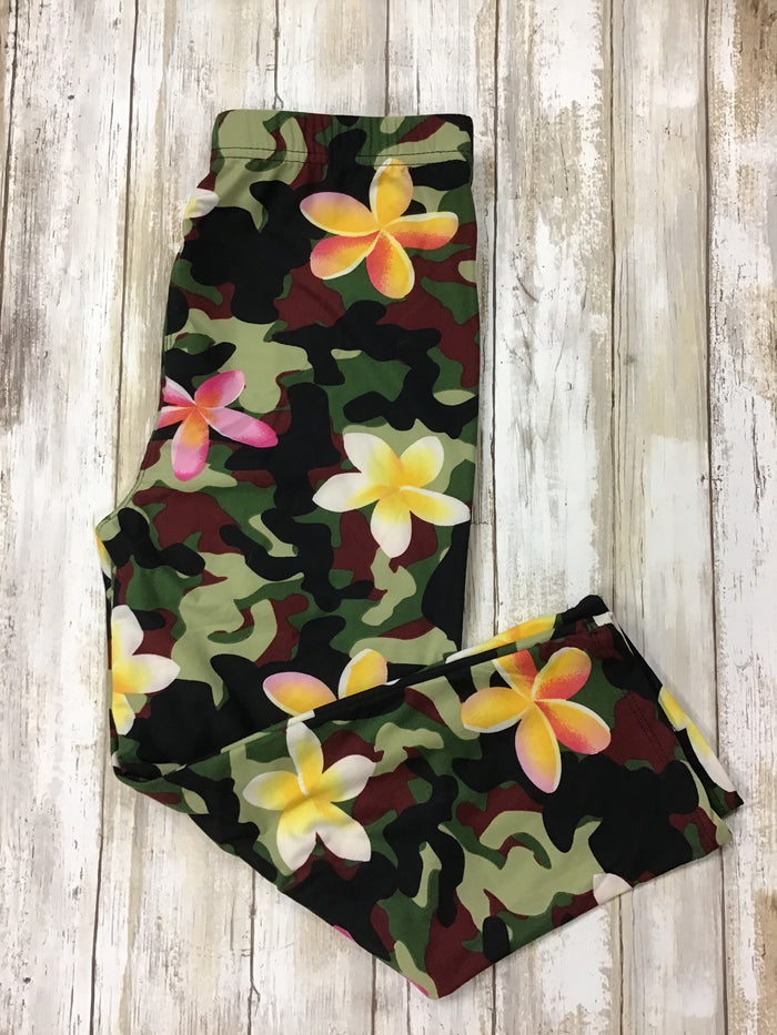 Capri Tropical Camo Buttery Soft