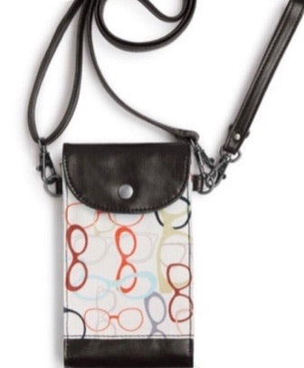 Cell Phone Cross Body - Glasses