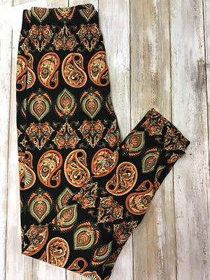Legging Pretty Paisley