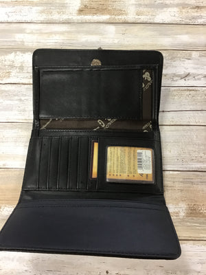 P&G Pink and Black Wallet