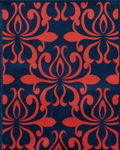 Microfiber Cleaning Cloth Damask